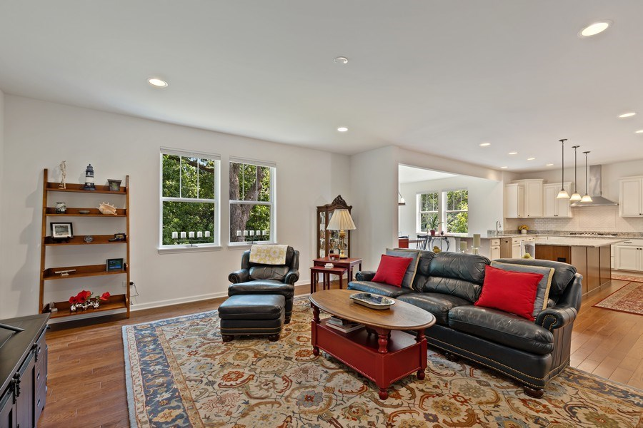 Real Estate Photography - 114 Flint Creek, Hawthorn Woods, IL, 60047 - Family Room