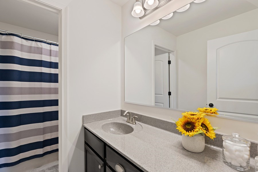 Real Estate Photography - 114 Flint Creek, Hawthorn Woods, IL, 60047 - Bathroom