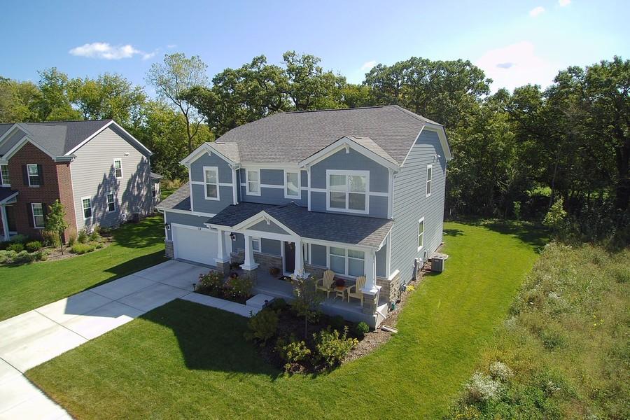 Real Estate Photography - 114 Flint Creek, Hawthorn Woods, IL, 60047 -