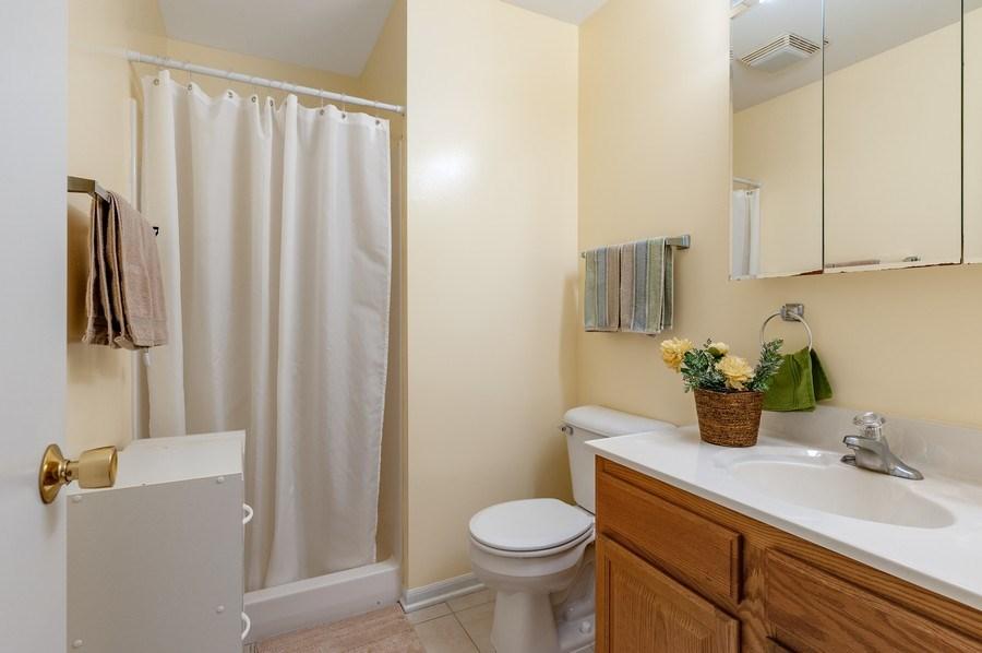 Real Estate Photography - 2820 Hickory Drive, Mccullum Lake, IL, 60050 - Master Bathroom