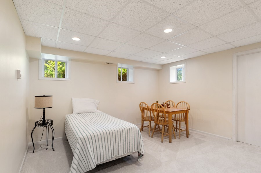 Real Estate Photography - 2820 Hickory Drive, Mccullum Lake, IL, 60050 - 2nd Bedroom