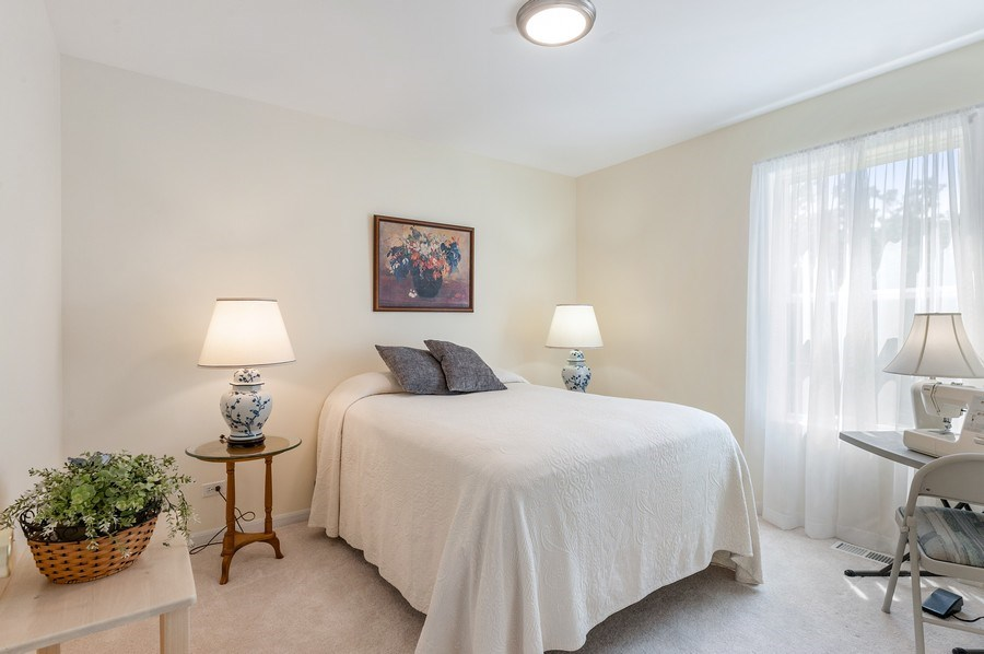 Real Estate Photography - 2820 Hickory Drive, Mccullum Lake, IL, 60050 - Bedroom