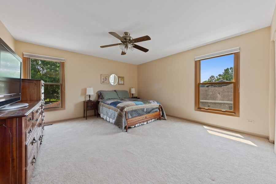 Real Estate Photography - 2630 N Stratford, Arlington Heights, IL, 60004 - 3rd Bedroom