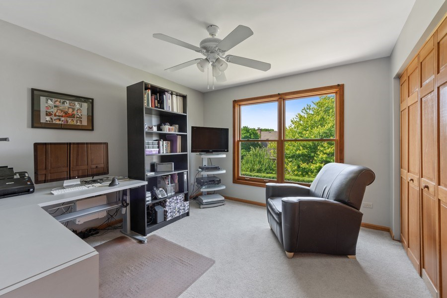 Real Estate Photography - 2630 N Stratford, Arlington Heights, IL, 60004 - 4th Bedroom