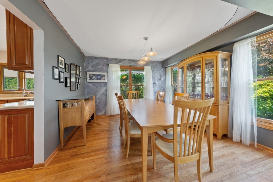 Real Estate Photography - 2630 N Stratford, Arlington Heights, IL, 60004 - Dining Room
