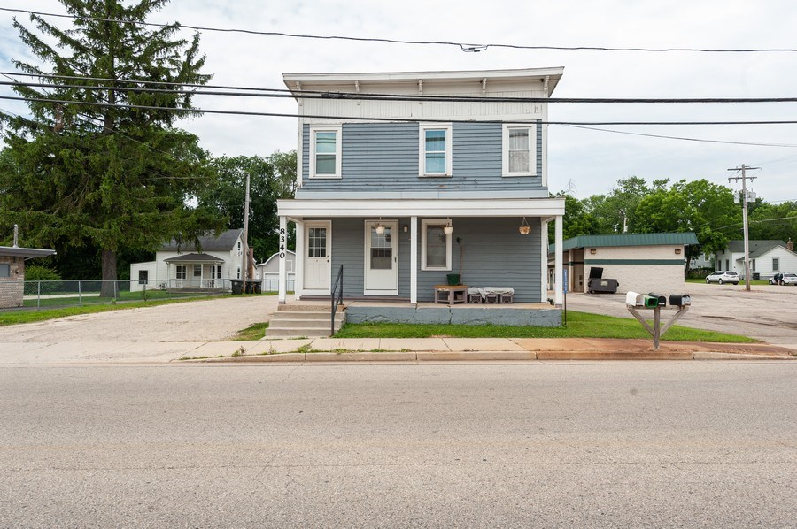 Real Estate Photography - 8340 Antioch Rd, Salem, WI, 53168 - Front View