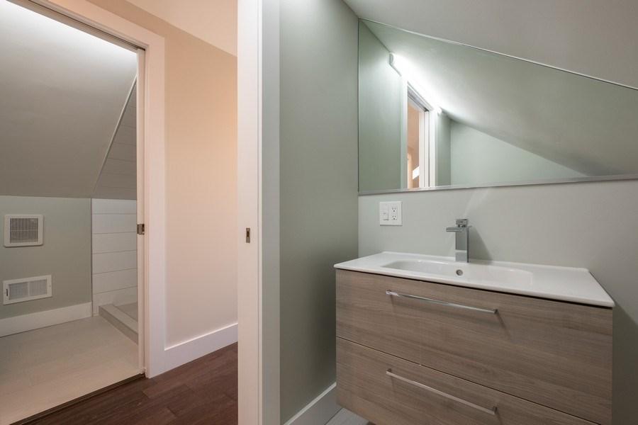 Real Estate Photography - 1038 Cherry, Highland Park, IL, 60035 - Master Bathroom