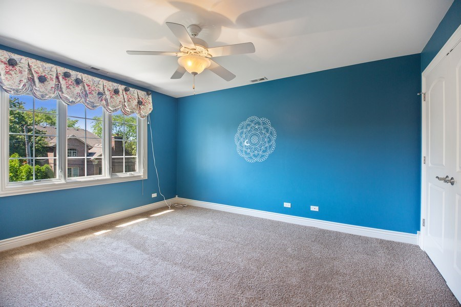 Real Estate Photography - 1326 N Illinois Ave, Arlington Heights, IL, 60005 - 3rd Bedroom