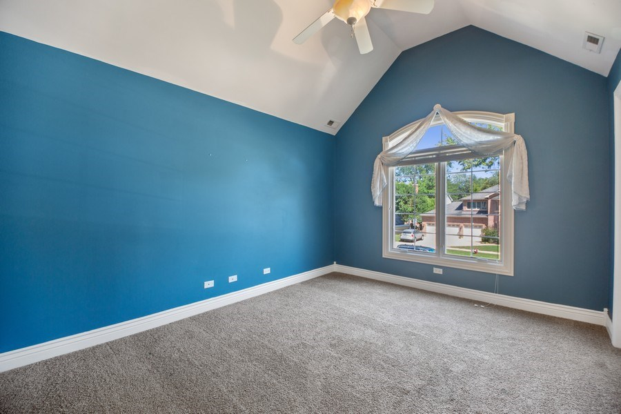 Real Estate Photography - 1326 N Illinois Ave, Arlington Heights, IL, 60005 - Bedroom