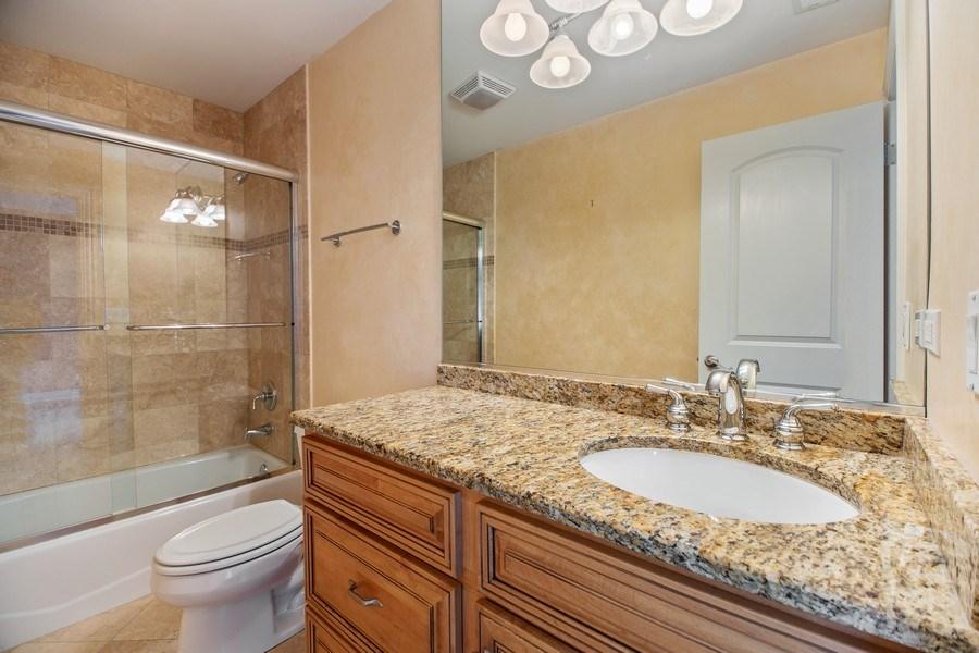 Real Estate Photography - 1326 N Illinois Ave, Arlington Heights, IL, 60005 - Bathroom