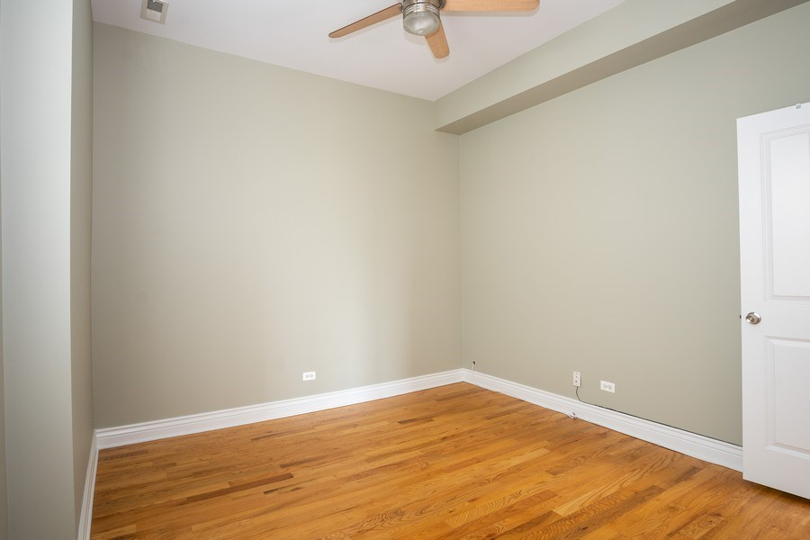 Real Estate Photography - 1707 N Paulina, 304, Chicago, IL, 60622 - Bedroom