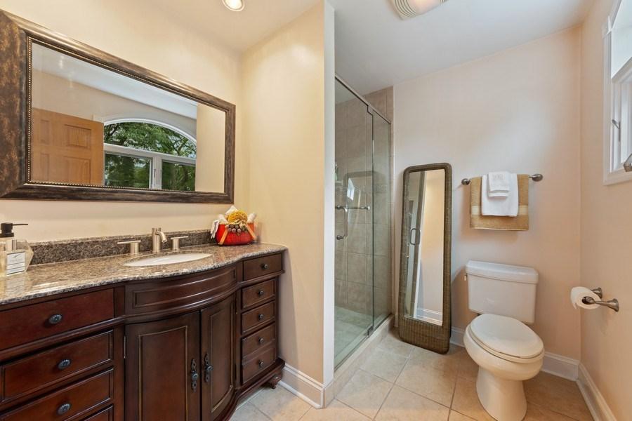 Real Estate Photography - 4 s princeton ct, arlington heights, IL, 60005 - Master Bathroom