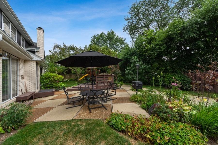 Real Estate Photography - 4 s princeton ct, arlington heights, IL, 60005 - Patio
