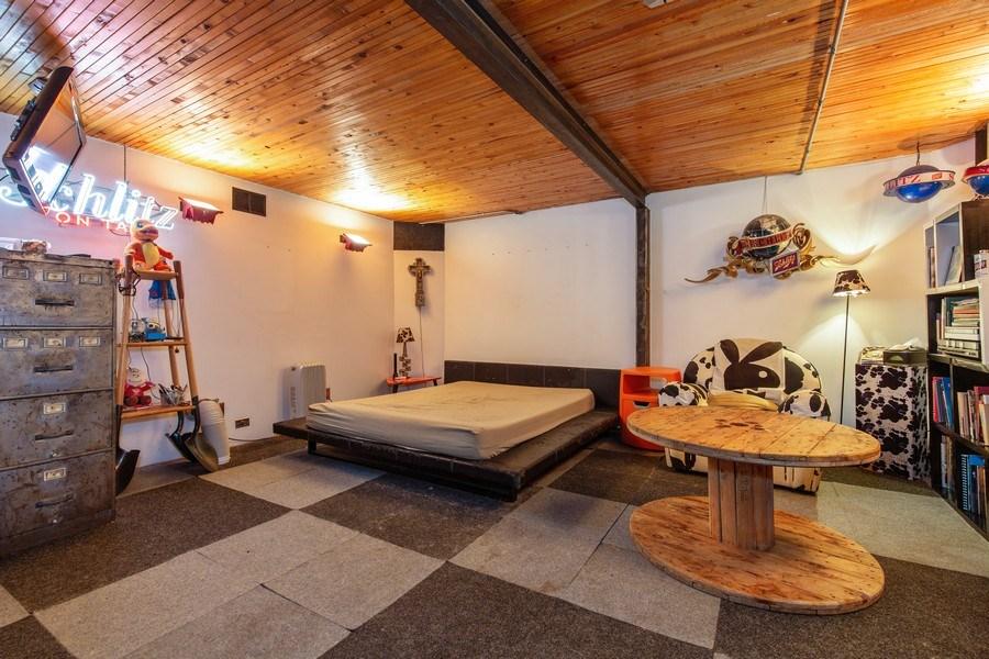 Real Estate Photography - 407 N. Elizabeth St Unit 104, Chicago, IL, 60642 - Master Bedroom