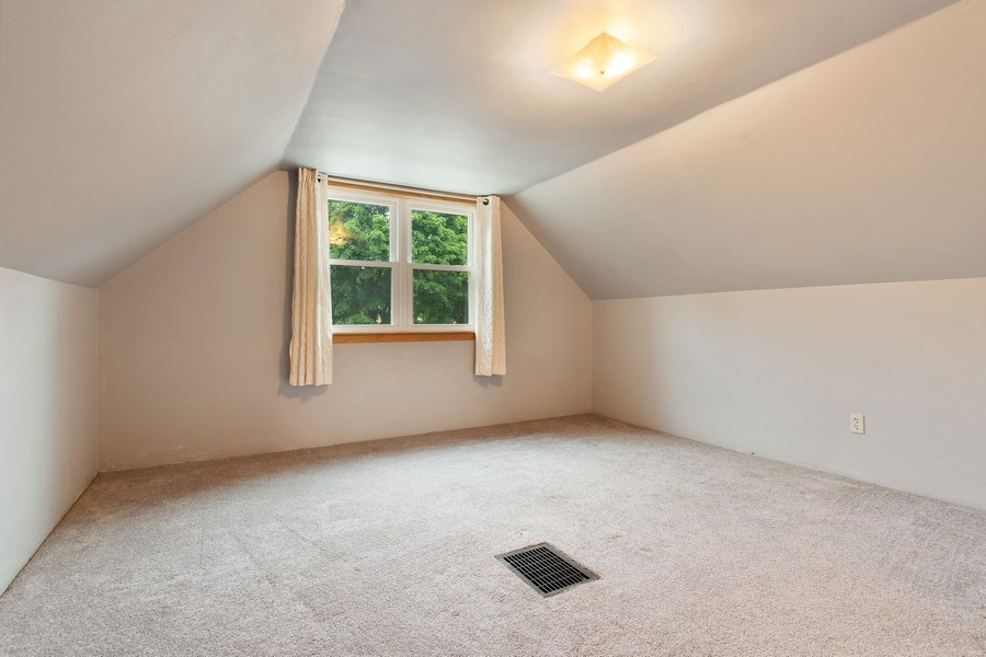 Real Estate Photography - 5405 W Hutchinson St, Chicago, IL, 60641 - 2nd Bedroom