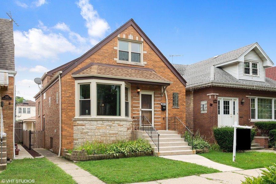 Real Estate Photography - 5405 W Hutchinson St, Chicago, IL, 60641 -
