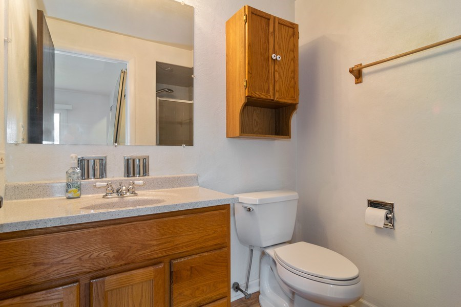Real Estate Photography - 431 N Regal Ct., Addison, IL, 60101 - Master Bathroom