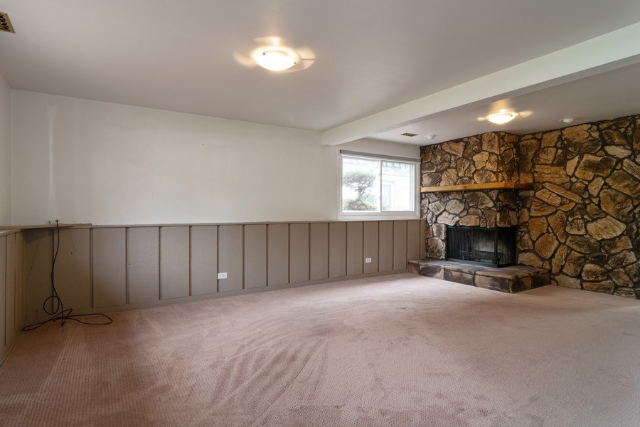 Real Estate Photography - 431 N Regal Ct., Addison, IL, 60101 - Family Room