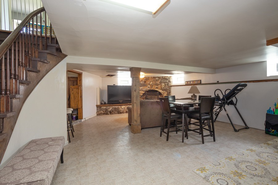 Real Estate Photography - 4n181 Hawthorne Ave, Bensenville, IL, 60106 - Basement