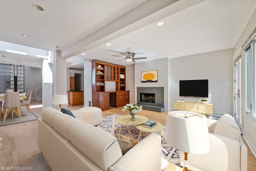 Real Estate Photography - 2237 N. Magnolia Ave., Chicago, IL, 60614 -