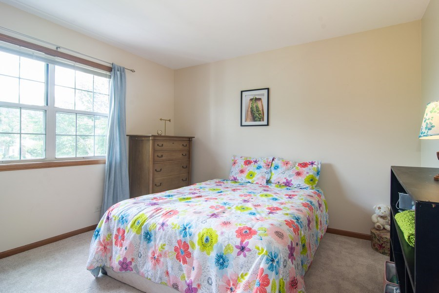 Real Estate Photography - 76 Ivanhoe Lane, Cary, IL, 60013 - 3rd Bedroom
