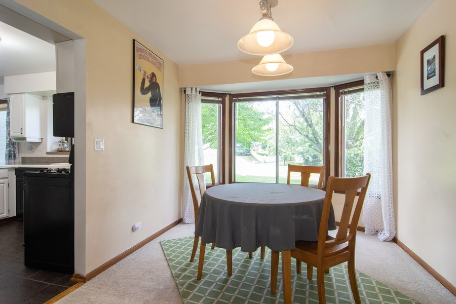 Real Estate Photography - 76 Ivanhoe Lane, Cary, IL, 60013 - Dining Room