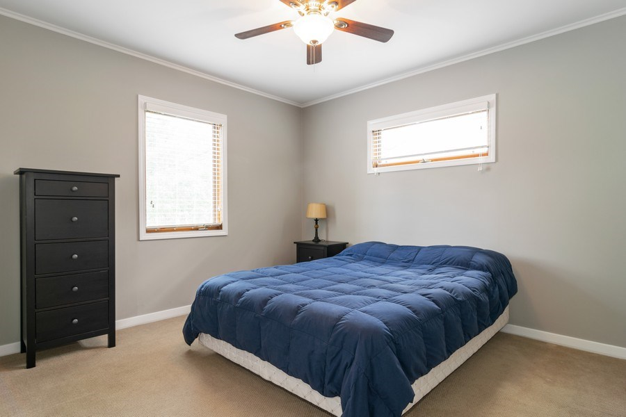 Real Estate Photography - 646 E Clarendon Ave, Arlington Heights, IL, 60004 - Master Bedroom