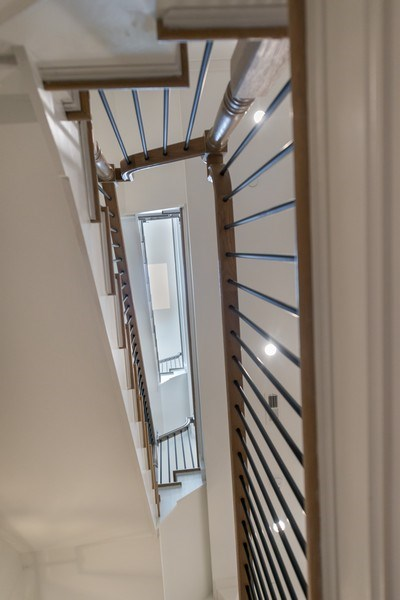 Real Estate Photography - 1942 N Mohawk, Chicago, IL, 60614 - Staircase