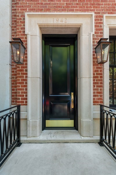 Real Estate Photography - 1942 N Mohawk, Chicago, IL, 60614 - Entryway