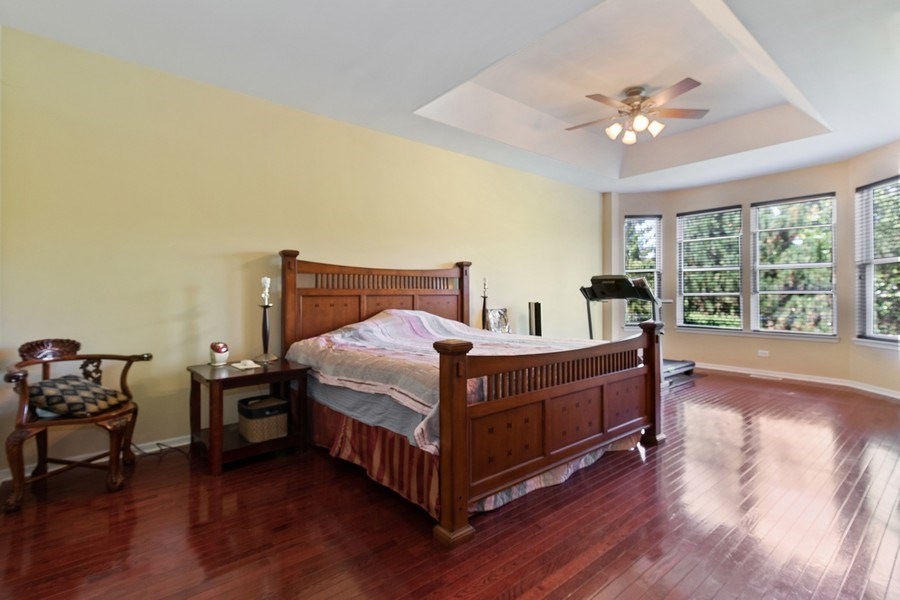 Real Estate Photography - 9252 Dunmore Dr, Orland Park, IL, 60462 - Master Bedroom