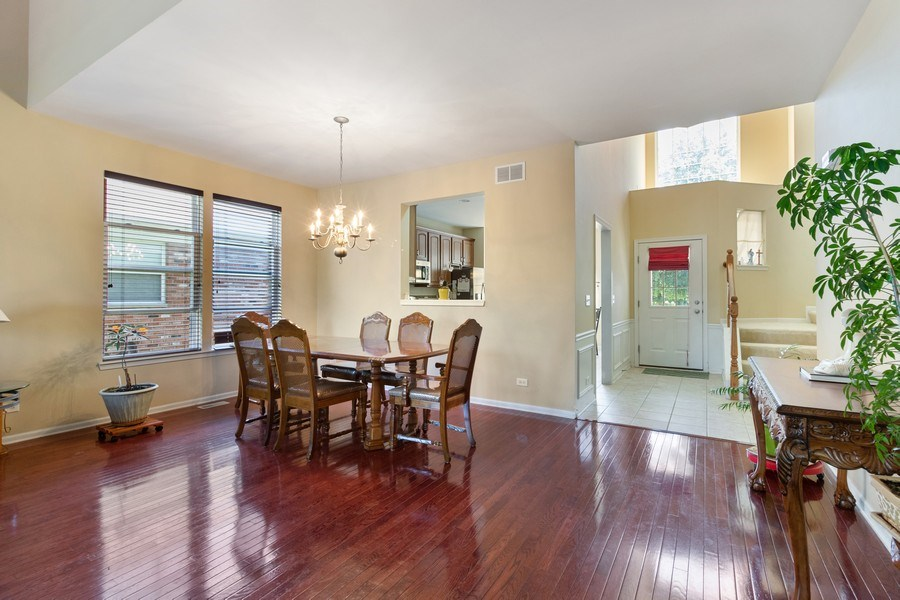 Real Estate Photography - 9252 Dunmore Dr, Orland Park, IL, 60462 - Dining Room