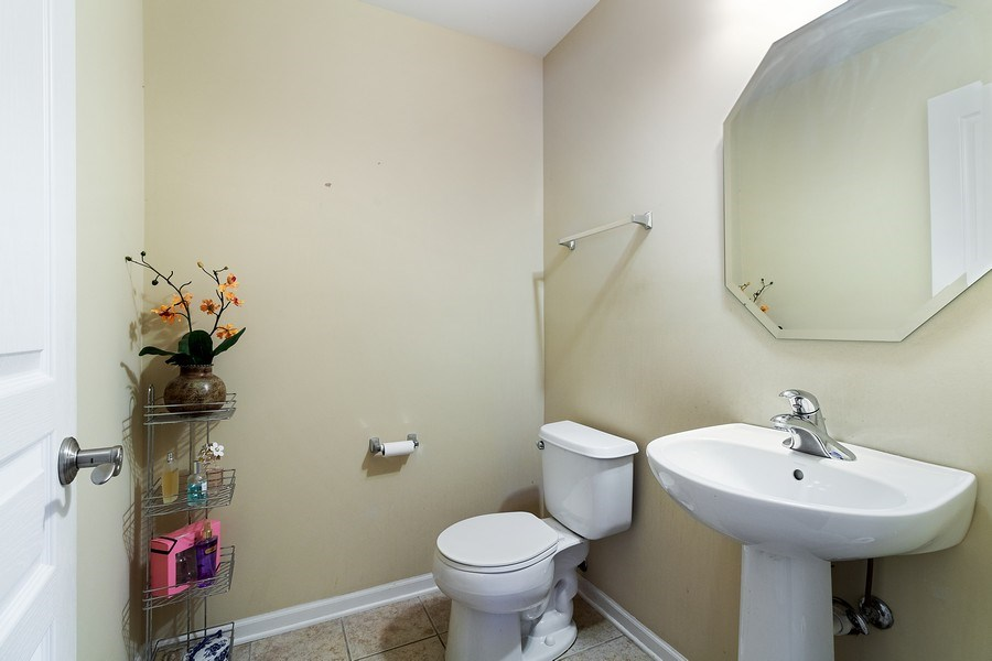 Real Estate Photography - 9252 Dunmore Dr, Orland Park, IL, 60462 - Bathroom