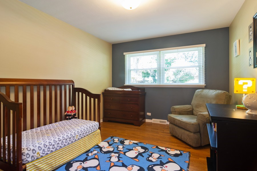 Real Estate Photography - 1911 N Burke, Arlington Heights, IL, 60005 - 3rd Bedroom