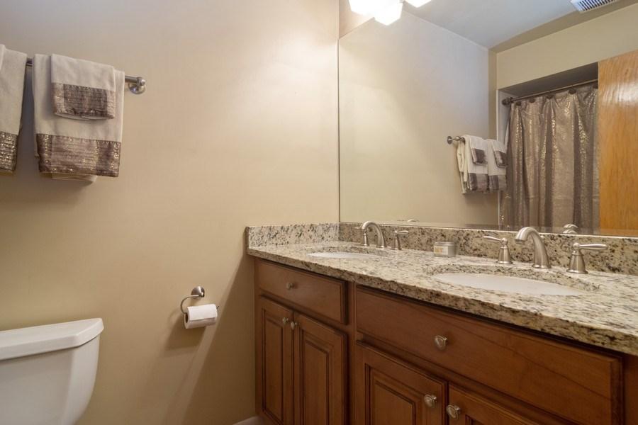 Real Estate Photography - 1911 N Burke, Arlington Heights, IL, 60005 - Bathroom