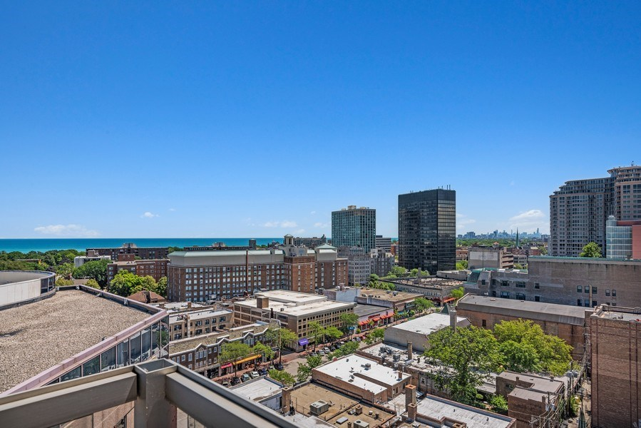 Real Estate Photography - 800 Elgin Rd, 1519, Evanston, IL, 60201 - View
