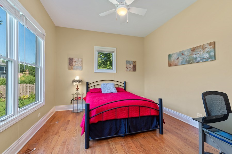 Real Estate Photography - 1784 Central Road, Glenview, IL, 60025 - 4th Bedroom