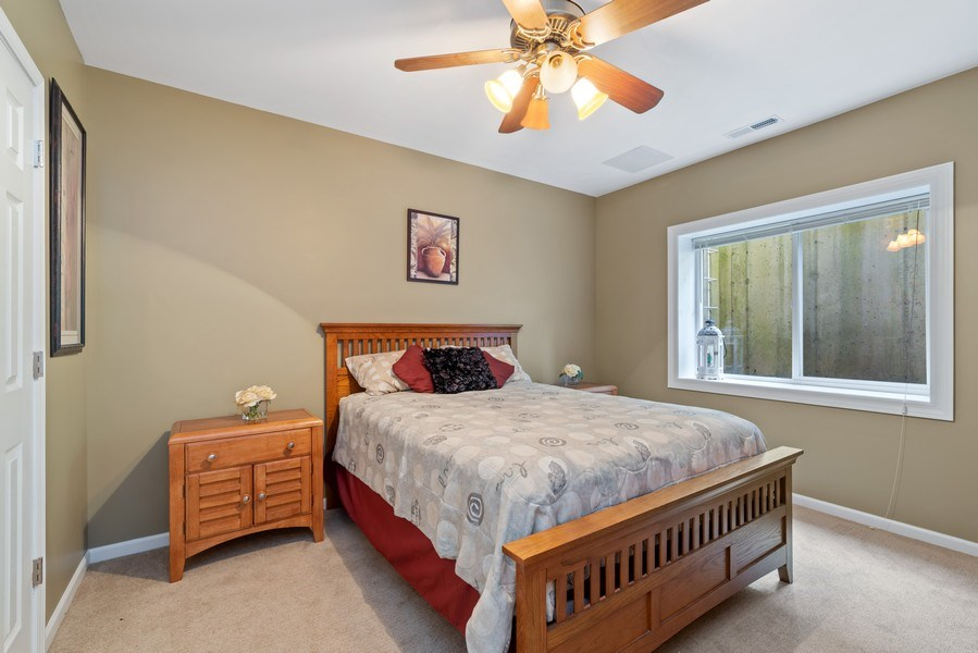 Real Estate Photography - 1784 Central Road, Glenview, IL, 60025 - 5th Bedroom
