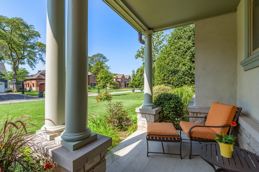 Real Estate Photography - 1784 Central Road, Glenview, IL, 60025 - Front Yard