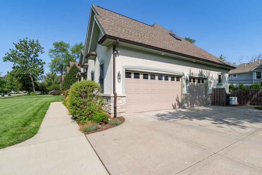 Real Estate Photography - 1784 Central Road, Glenview, IL, 60025 - Garage