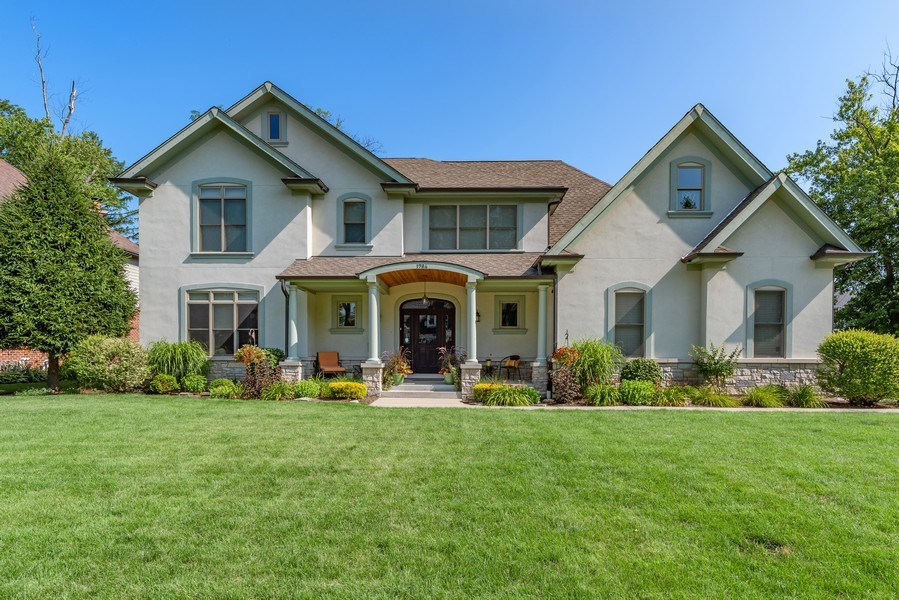 Real Estate Photography - 1784 Central Road, Glenview, IL, 60025 - Front View