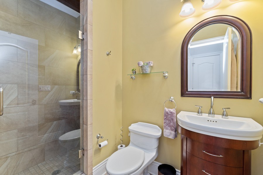 Real Estate Photography - 1784 Central Road, Glenview, IL, 60025 - Bathroom