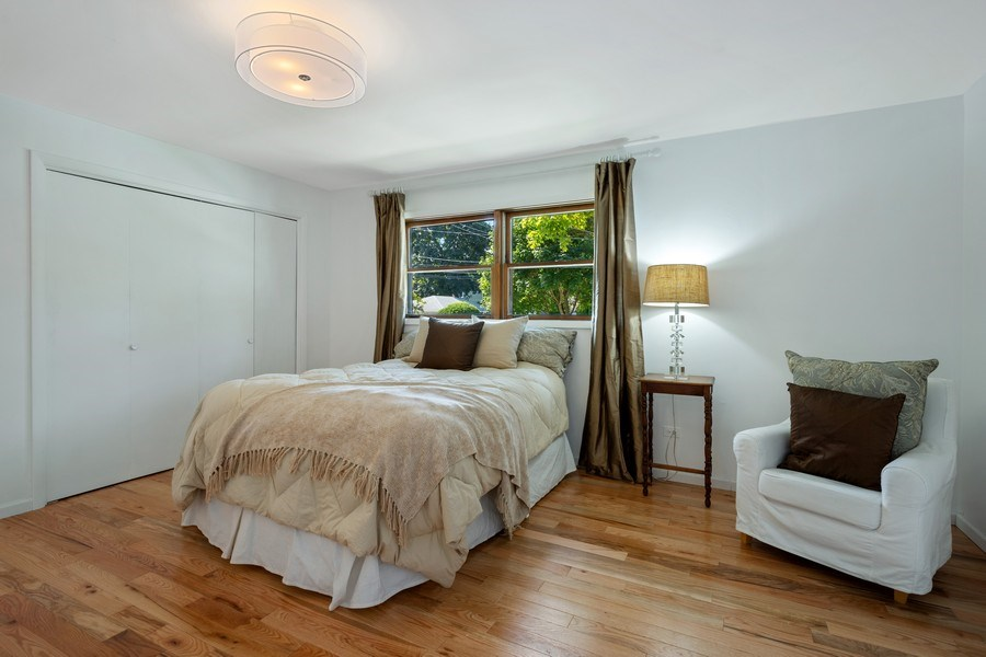 Real Estate Photography - 445 S Highland Ave, Arlington Heights, IL, 60005 - Master Bedroom