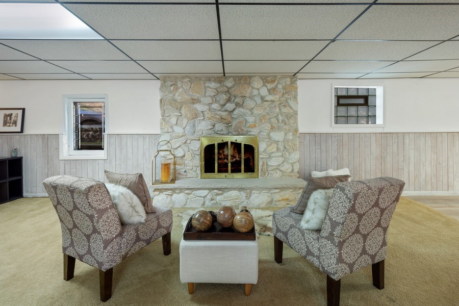 Real Estate Photography - 445 S Highland Ave, Arlington Heights, IL, 60005 - Basement