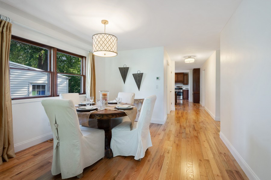 Real Estate Photography - 445 S Highland Ave, Arlington Heights, IL, 60005 - Dining Area
