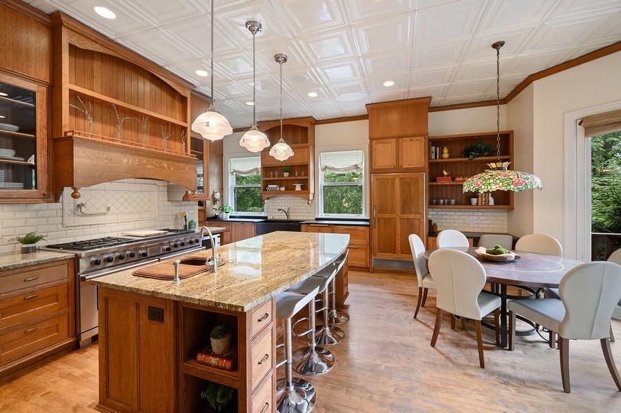 Real Estate Photography - 1225 Sheridan Rd, Evanston, IL, 60202 - Gourmet Kitchen