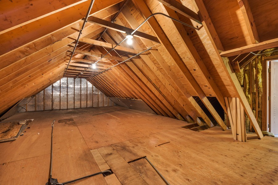 Real Estate Photography - 2185 Inverray Rd, Inverness, IL, 60067 - Bonus Room for Future Expansion