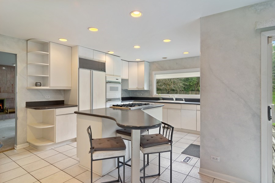 Real Estate Photography - 4007 Lindenwood, Northbrook, IL, 60062 - Kitchen