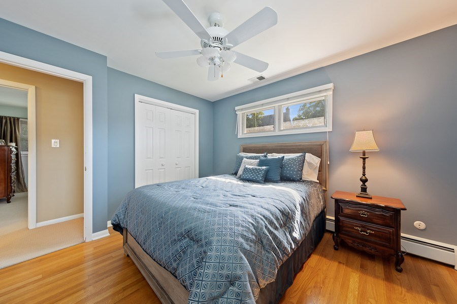 Real Estate Photography - 24 N Poplar Place, La Grange, IL, 60525 - 2nd Bedroom
