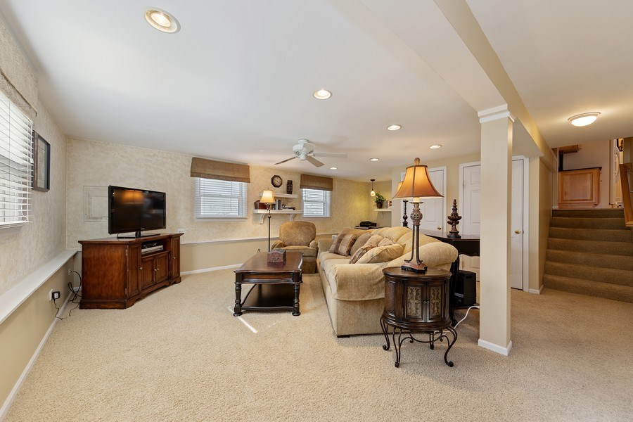 Real Estate Photography - 24 N Poplar Place, La Grange, IL, 60525 - Lower Level