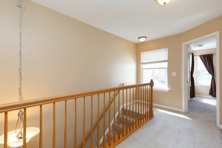 Real Estate Photography - 137 Polaris, Lake in the Hills, IL, 60156 - Hallway